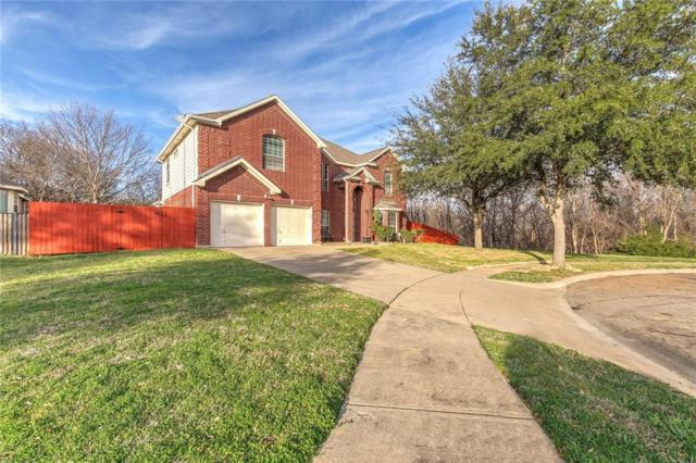 7 Whispering Bend Court, Mansfield, TX 76063 (MLS #14023828) :: RE/MAX Town & Country