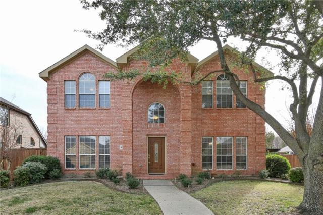 2813 Meadow Glen Drive, Flower Mound, TX 75022 (MLS #14023837) :: The Daniel Team