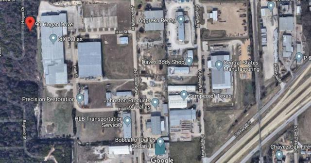 90 Hogan Drive, Cedar Hill, TX 75104 (MLS #14023854) :: Kimberly Davis & Associates