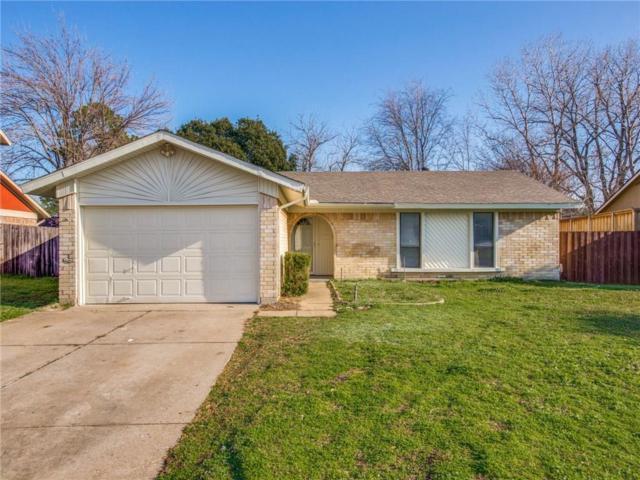 931 Kent Drive, Lewisville, TX 75067 (MLS #14023870) :: Frankie Arthur Real Estate