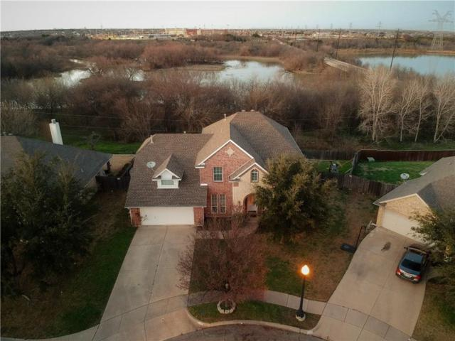 5107 Oldcastle Drive, Mansfield, TX 76063 (MLS #14023882) :: The Hornburg Real Estate Group