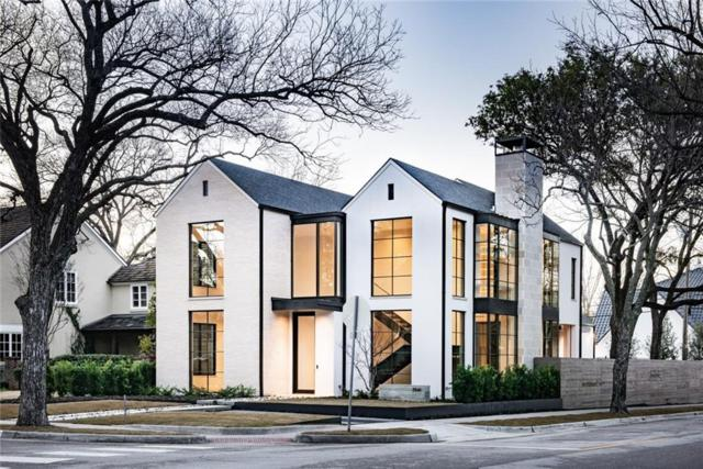 3541 Potomac Avenue, Highland Park, TX 75205 (MLS #14023883) :: The Heyl Group at Keller Williams