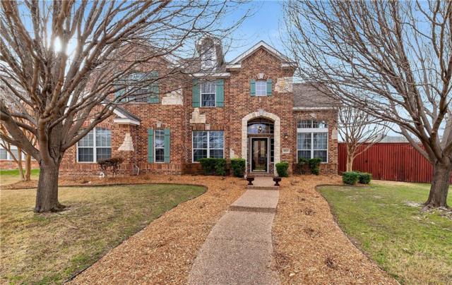 1015 Muir Woods Drive, Allen, TX 75002 (MLS #14023890) :: Kimberly Davis & Associates