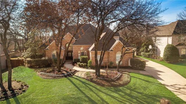 800 Shadow Glen Drive, Southlake, TX 76092 (MLS #14023900) :: Team Hodnett