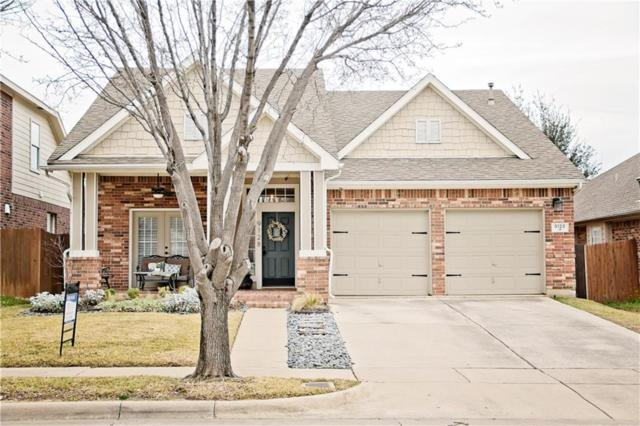9128 Peace Street, Fort Worth, TX 76244 (MLS #14023931) :: NewHomePrograms.com LLC