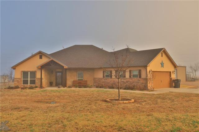 166 Coates Avenue, Tuscola, TX 79562 (MLS #14023947) :: The Tonya Harbin Team