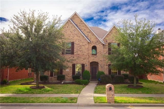 13849 Hot Springs Lane, Frisco, TX 75035 (MLS #14023972) :: Frankie Arthur Real Estate