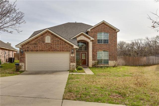 505 Wade Court, Euless, TX 76039 (MLS #14023983) :: The Chad Smith Team