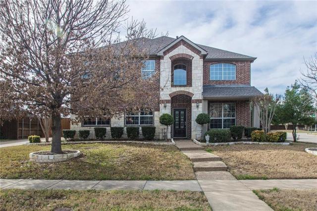 1613 Buckthorne Drive, Allen, TX 75002 (MLS #14023995) :: RE/MAX Landmark