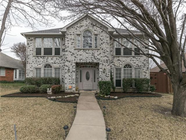 2107 Larkspur Drive, Carrollton, TX 75010 (MLS #14024010) :: Hargrove Realty Group