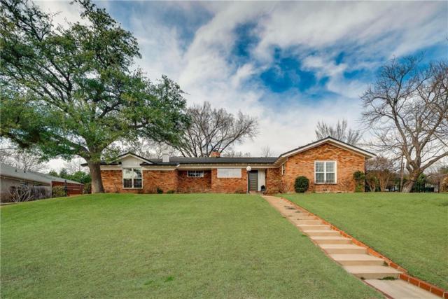 6800 Brants Lane, Fort Worth, TX 76116 (MLS #14024042) :: Kimberly Davis & Associates