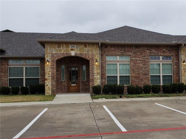 2785 Rockbrook Drive #206, Lewisville, TX 75067 (MLS #14024074) :: Kimberly Davis & Associates