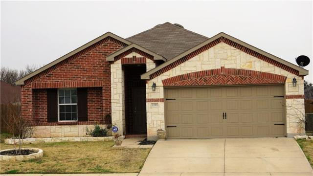 1285 Wysteria Lane, Burleson, TX 76028 (MLS #14024075) :: RE/MAX Landmark