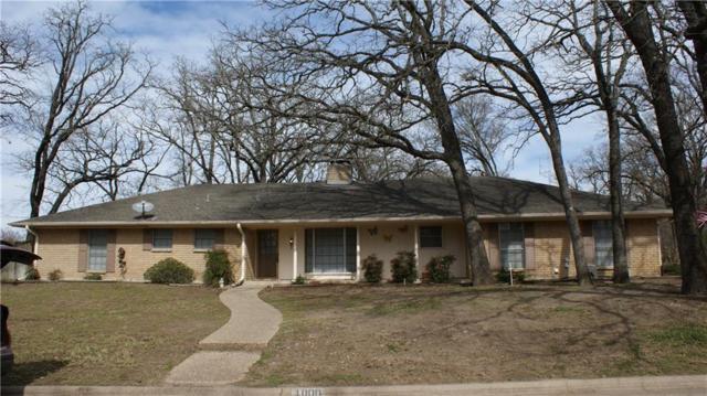 1000 Madison Drive, Corsicana, TX 75110 (MLS #14024118) :: RE/MAX Landmark