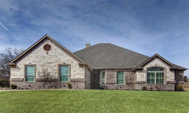 3513 Lakeway Drive, Weatherford, TX 76087 (MLS #14024148) :: The Tierny Jordan Network