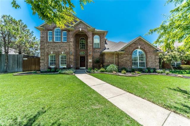 1304 Kenshire Court, Allen, TX 75013 (MLS #14024154) :: The Paula Jones Team | RE/MAX of Abilene