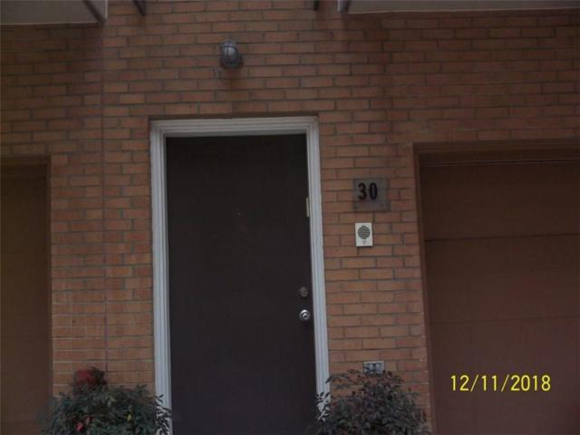 4310 Buena Vista Street #30, Dallas, TX 75205 (MLS #14024181) :: The Heyl Group at Keller Williams