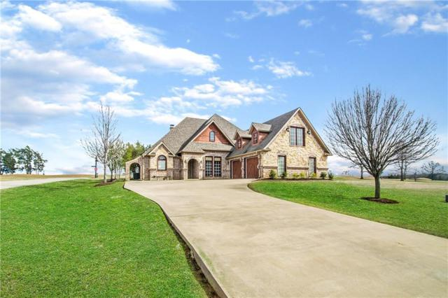 823 Dublin Circle, Gordonville, TX 76245 (MLS #14024184) :: The Rhodes Team