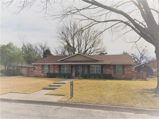 1112 Woodmount Court, Denton, TX 76209 (MLS #14024208) :: Frankie Arthur Real Estate