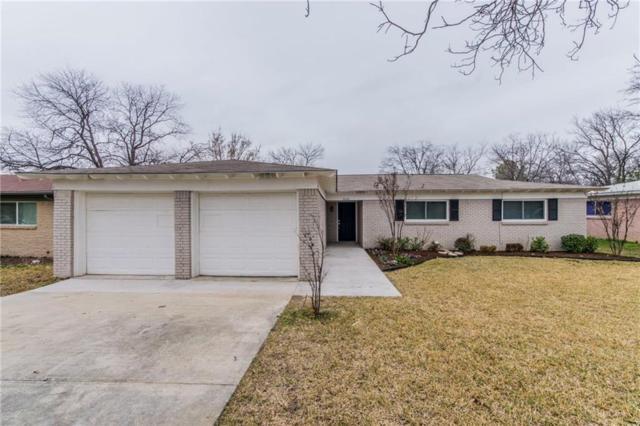 7609 Deaver Drive, North Richland Hills, TX 76180 (MLS #14024254) :: Team Hodnett