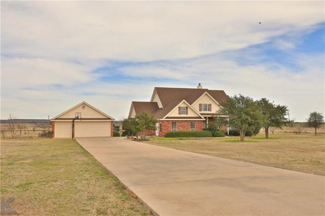 261 Fry Boulevard, Tuscola, TX 79562 (MLS #14024260) :: The Tonya Harbin Team