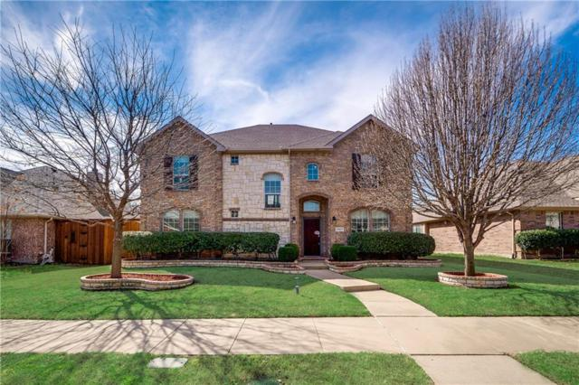 13427 Four Willows Drive, Frisco, TX 75035 (MLS #14024302) :: Hargrove Realty Group