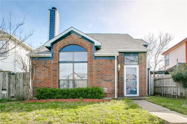 155 Hunter Drive, Cedar Hill, TX 75104 (MLS #14024368) :: Roberts Real Estate Group