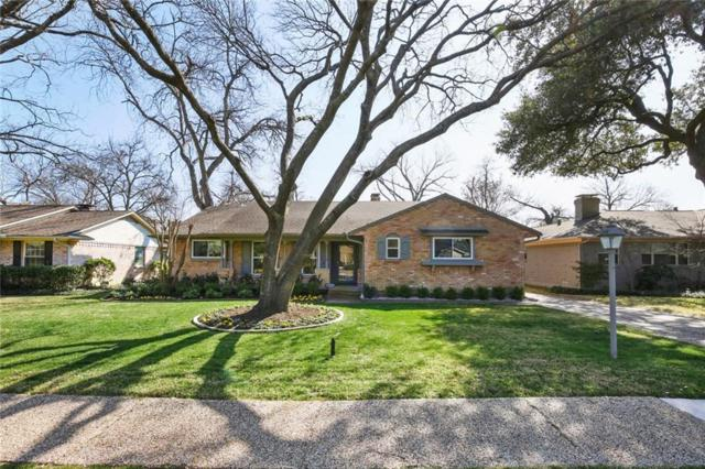 6936 Arboreal Drive, Dallas, TX 75231 (MLS #14024381) :: North Texas Team | RE/MAX Lifestyle Property