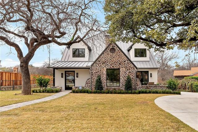 113 Crestwood Drive, Fort Worth, TX 76107 (MLS #14024387) :: The Mitchell Group