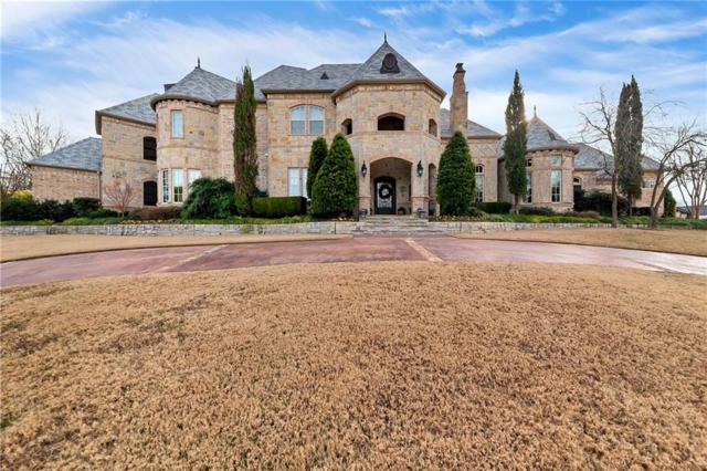 7017 Sanctuary Heights Road, Fort Worth, TX 76132 (MLS #14024405) :: Roberts Real Estate Group