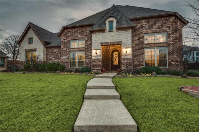 7008 Monet, Colleyville, TX 76034 (MLS #14024422) :: Frankie Arthur Real Estate