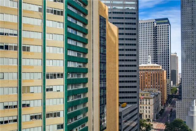 1505 Elm Street #1503, Dallas, TX 75201 (MLS #14024426) :: The Heyl Group at Keller Williams