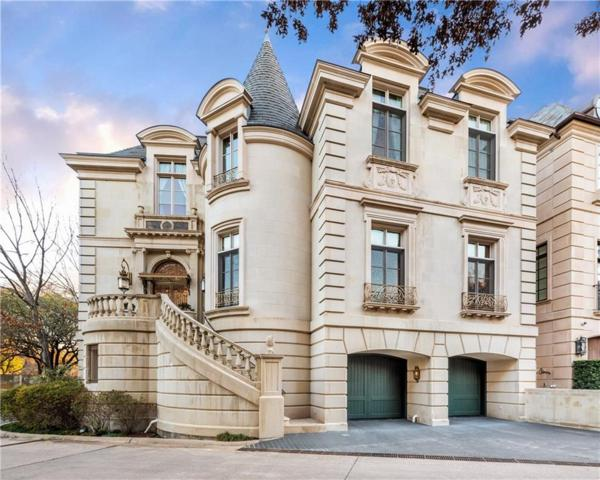 3901 Turtle Creek Boulevard #16, Dallas, TX 75219 (MLS #14024433) :: Frankie Arthur Real Estate