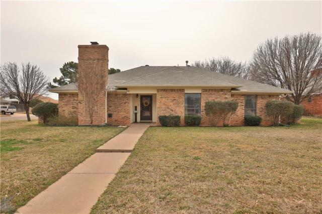 7782 John Carroll Drive, Abilene, TX 79606 (MLS #14024449) :: The Tonya Harbin Team