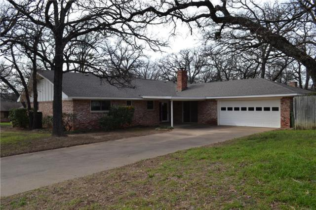 1300 W Redbud Drive, Hurst, TX 76053 (MLS #14024469) :: The Chad Smith Team