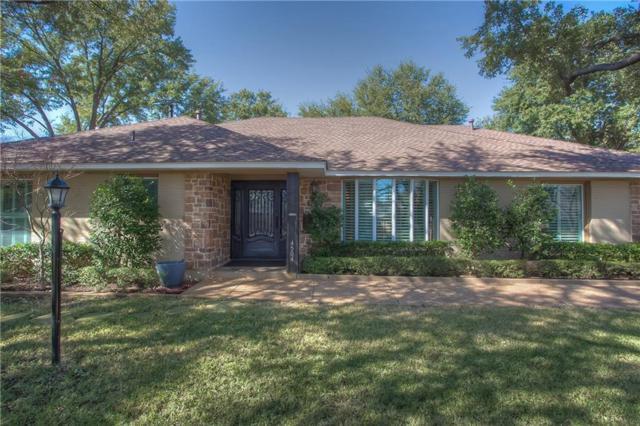 4504 Briarhaven Road, Fort Worth, TX 76109 (MLS #14024479) :: RE/MAX Landmark