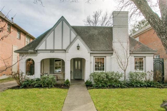 3725 Purdue, University Park, TX 75225 (MLS #14024483) :: North Texas Team | RE/MAX Lifestyle Property