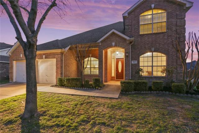 1621 Glen Hollow Lane, Flower Mound, TX 75028 (MLS #14024486) :: Kimberly Davis & Associates