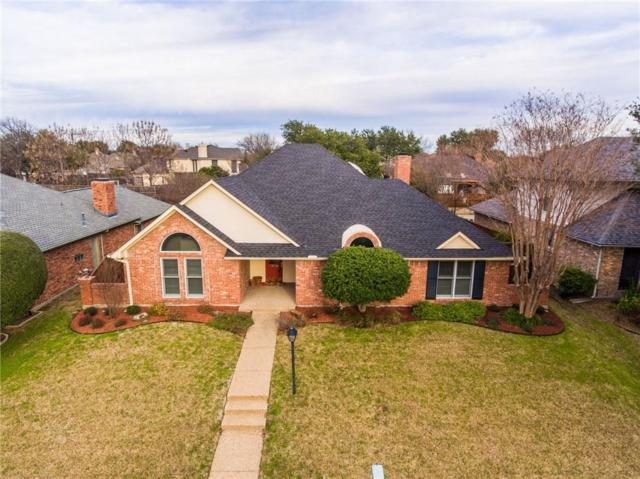 2906 Spring Lake Drive, Richardson, TX 75082 (MLS #14024504) :: Kimberly Davis & Associates