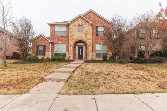 11154 Monarch Drive, Frisco, TX 75033 (MLS #14024564) :: Roberts Real Estate Group