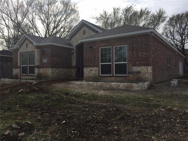 1301 Cuero Drive, Garland, TX 75040 (MLS #14024583) :: RE/MAX Landmark