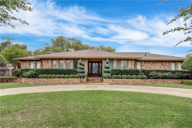 3958 Summercrest Drive, Fort Worth, TX 76109 (MLS #14024589) :: RE/MAX Landmark