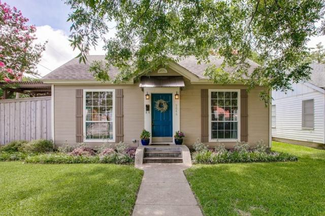 9046 Angora Street, Dallas, TX 75218 (MLS #14024615) :: RE/MAX Town & Country