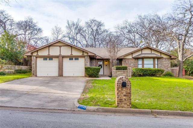 129 NE Rosamond Street, Burleson, TX 76028 (MLS #14024641) :: The Hornburg Real Estate Group