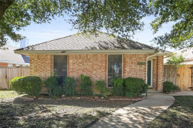 208 Teakwood Lane, Lewisville, TX 75067 (MLS #14024644) :: Kimberly Davis & Associates