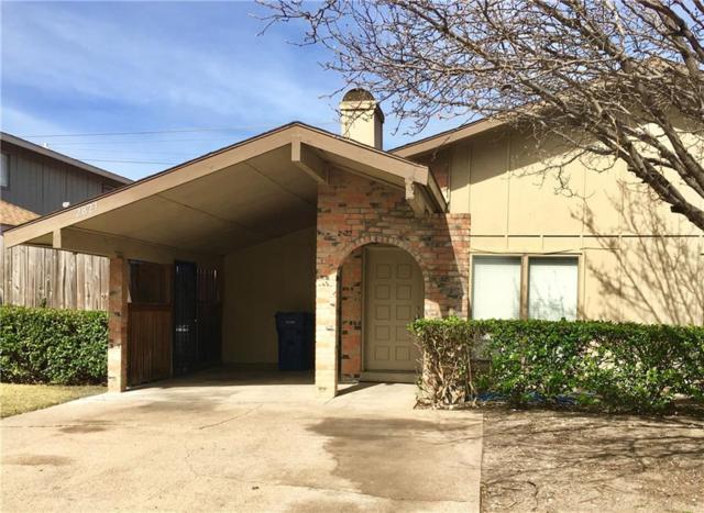 2827 Nova Drive, Garland, TX 75044 (MLS #14024732) :: The Rhodes Team