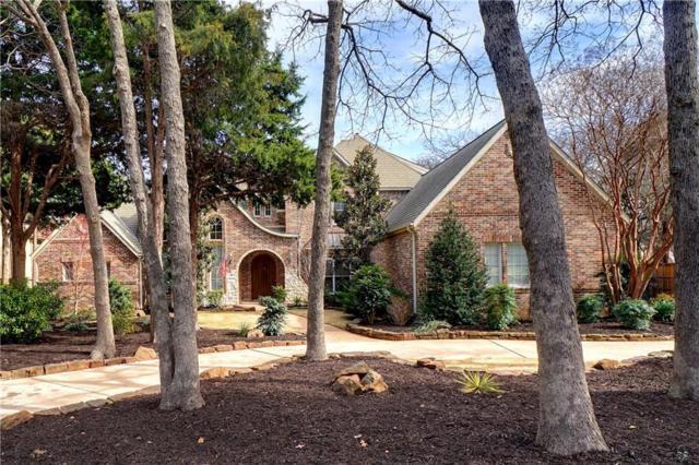 1801 Leeds Drive, Southlake, TX 76092 (MLS #14024734) :: Van Poole Properties Group