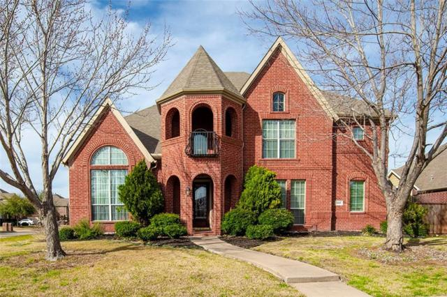 1605 Sweetbay Drive, Allen, TX 75002 (MLS #14024779) :: Hargrove Realty Group