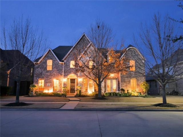 2642 Clearfield Lane, Frisco, TX 75036 (MLS #14024784) :: The Tierny Jordan Network