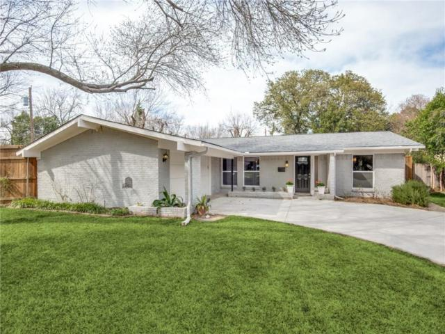 3253 Dartmoor Court, Dallas, TX 75229 (MLS #14024830) :: The Hornburg Real Estate Group